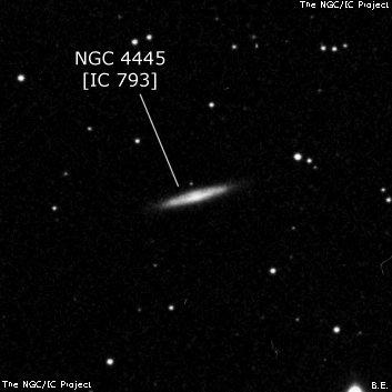 NGC 4445