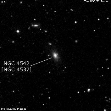 NGC 4542