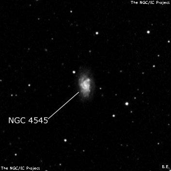 NGC 4545
