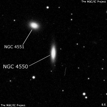 NGC 4550