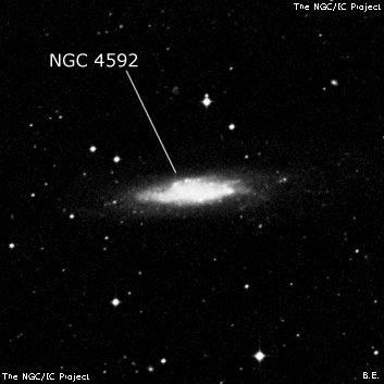 NGC 4592
