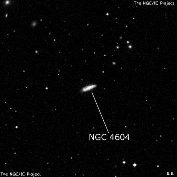 NGC 4604