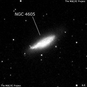 NGC 4605
