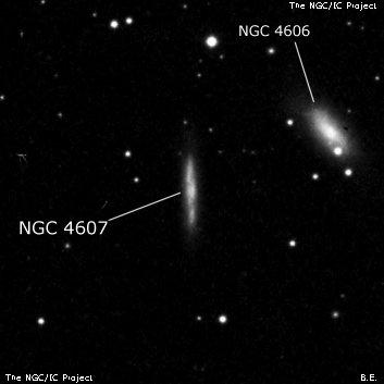 NGC 4607
