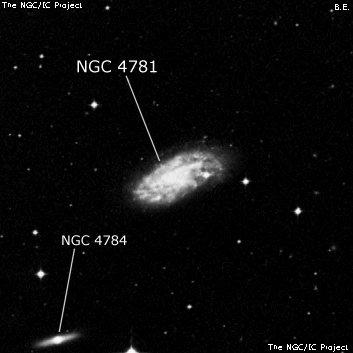 NGC 4781