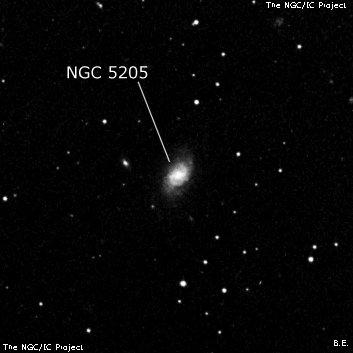 NGC 5205