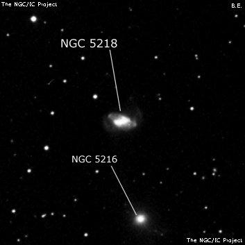 NGC 5218