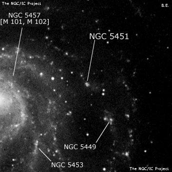 NGC 5451