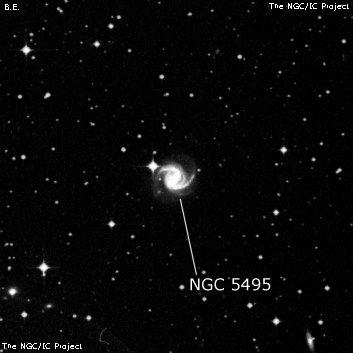 NGC 5495