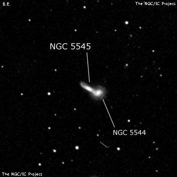 NGC 5545
