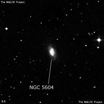 NGC 5604