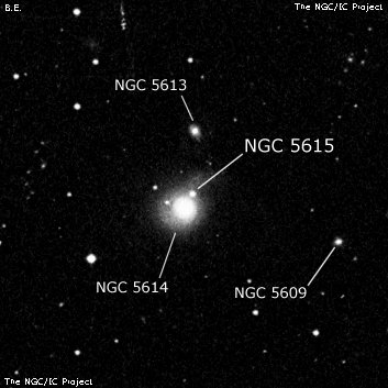NGC 5615