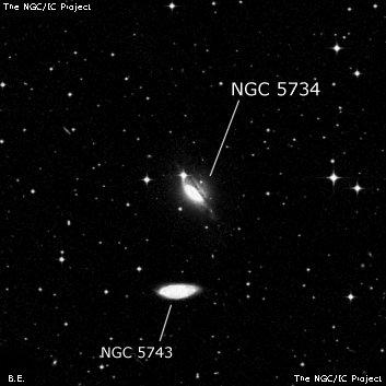 NGC 5734