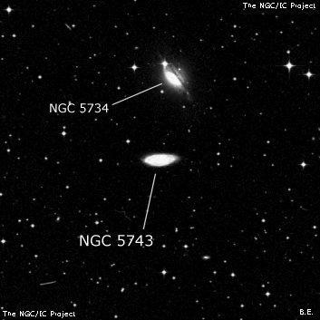 NGC 5743