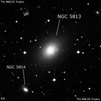 NGC 5813