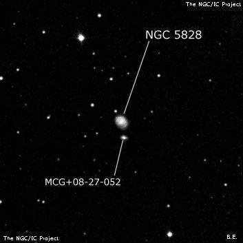 NGC 5828