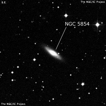 NGC 5854