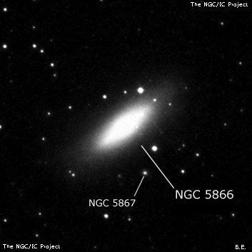 NGC 5866