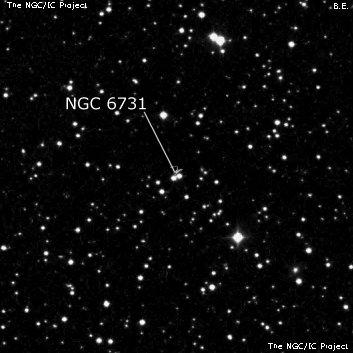 NGC 6731