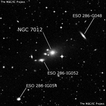 NGC 7012