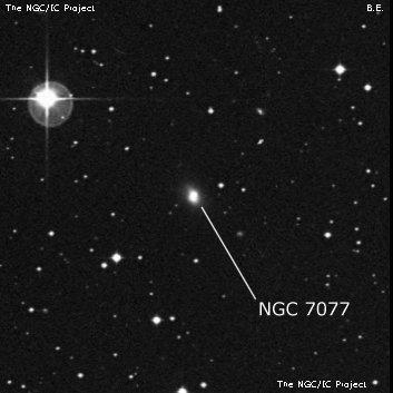 NGC 7077