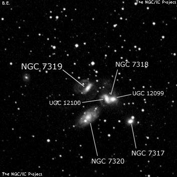 NGC 7319