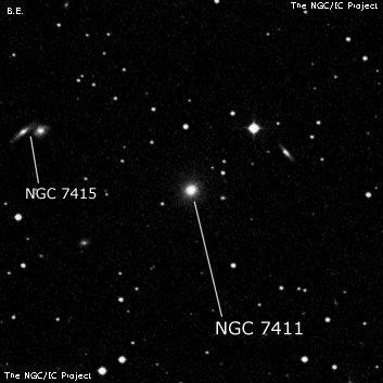 NGC 7411