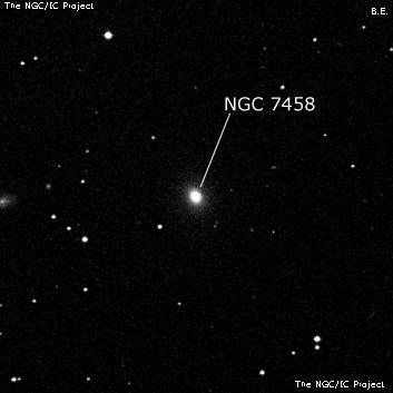 NGC 7458