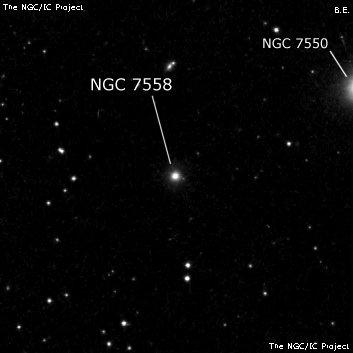 NGC 7558