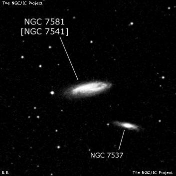 NGC 7581