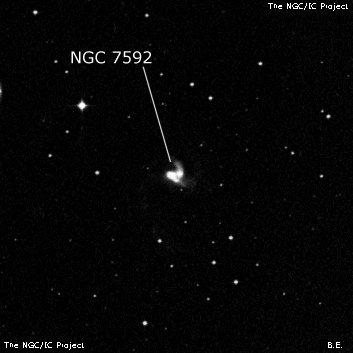 NGC 7592