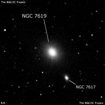 NGC 7619