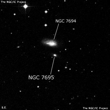 NGC 7695