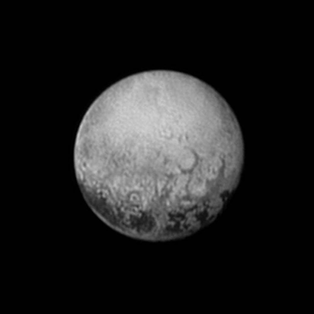 Плутон своими руками
